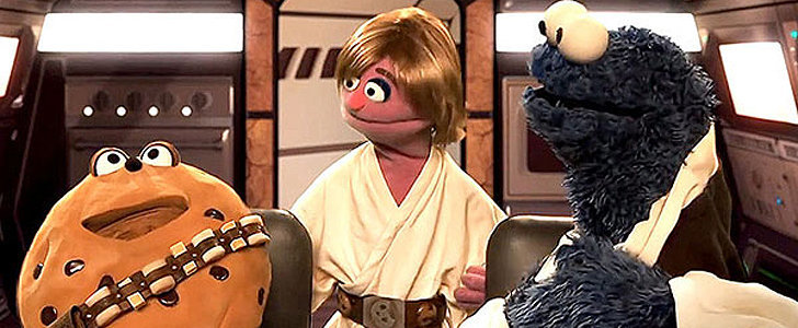 When Star Wars Meets Sesame Street, Perfection Happens