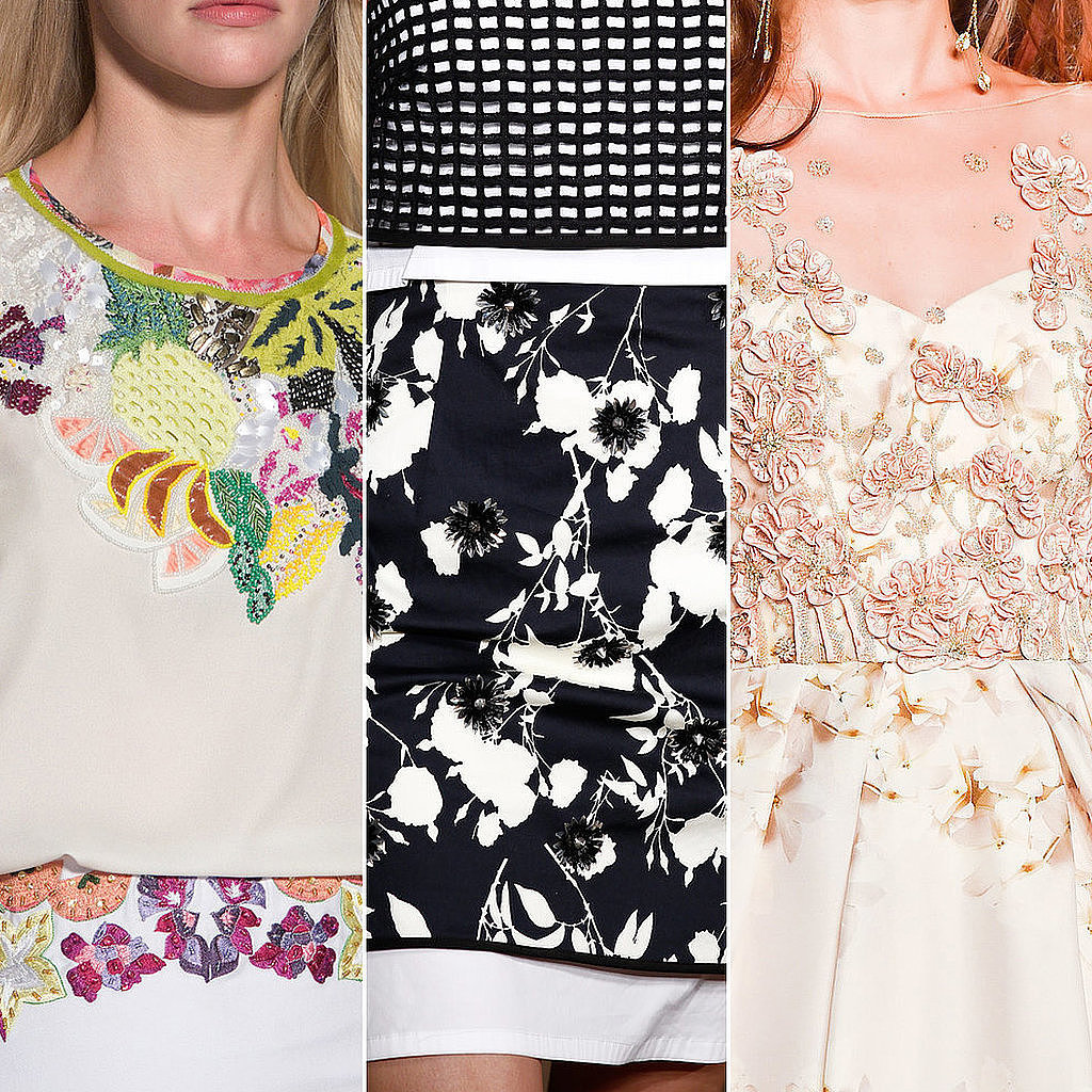 Fashion Week Spring 2015 Detail Pictures