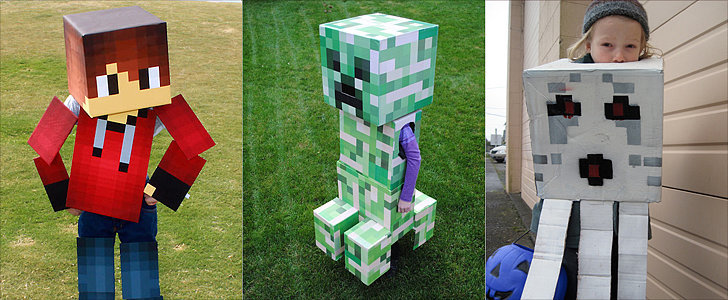 9 Ways to Dress Up Your Minecraft Fan This Halloween
