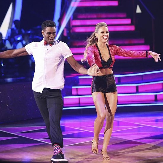 Olympians on Dancing With the Stars