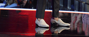Nick Cannon Wears $2 Million Jeweled Loafers!