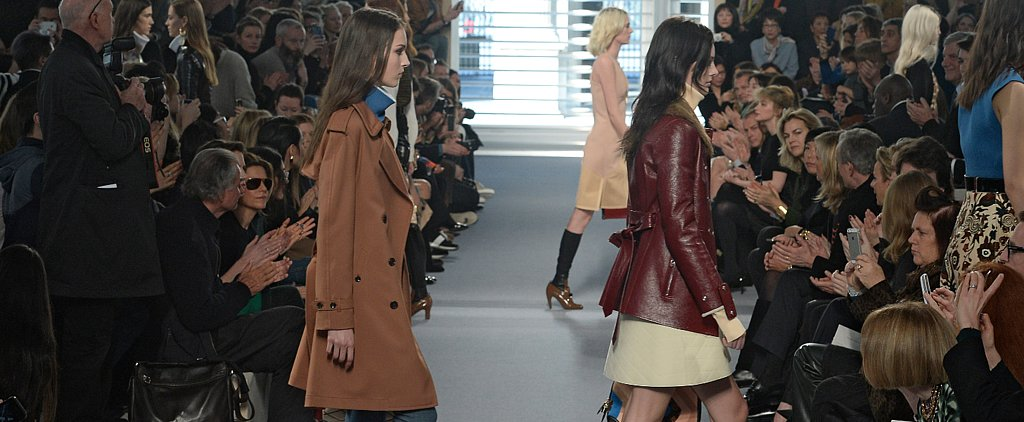 RSVP Oui —the Paris Fashion Week Schedule's Here
