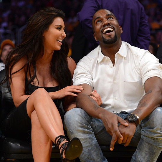 Pictures Of Kanye West Smiling And Laughing