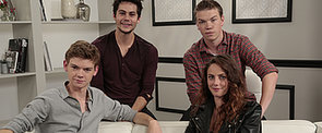 """The Maze Runner Cast: This Movie's Not About """"Pitting Young People Against Each Other"""""""