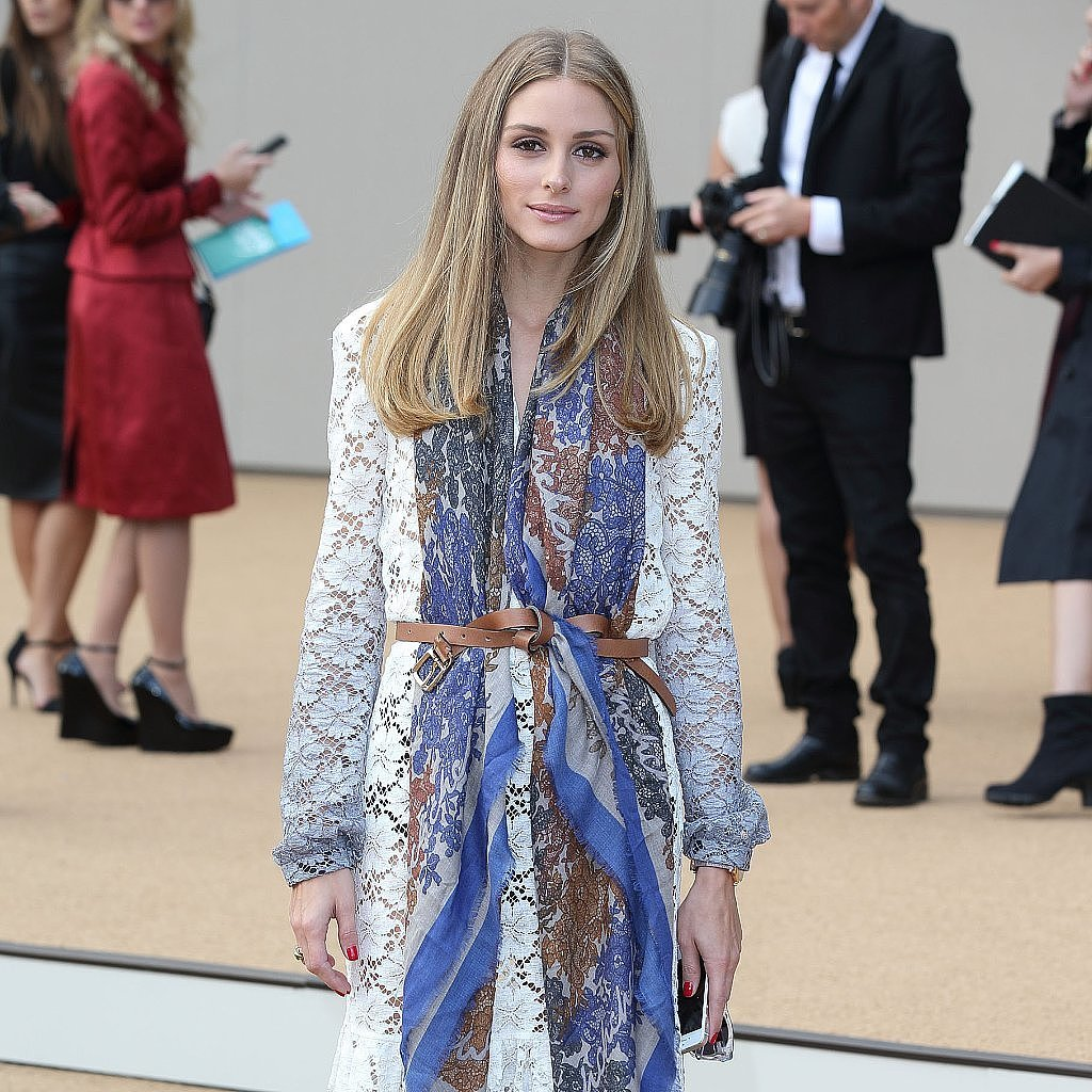 The Wardrobe Curator: Olivia Palermo and some Spring 2015 ...
