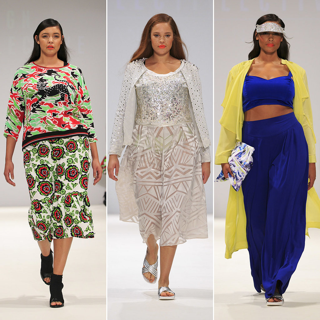 Plus Size Fashion Show Share This Link