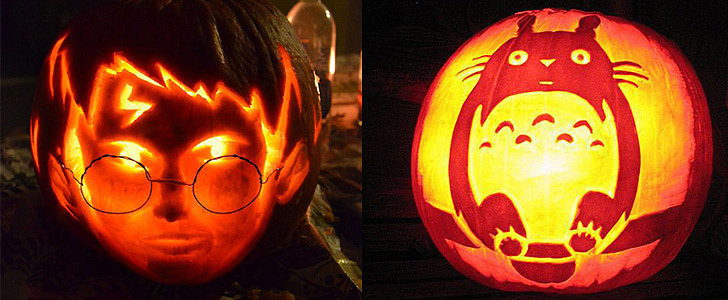 27 Geeky Pumpkins to Inspire Your Halloween Decor