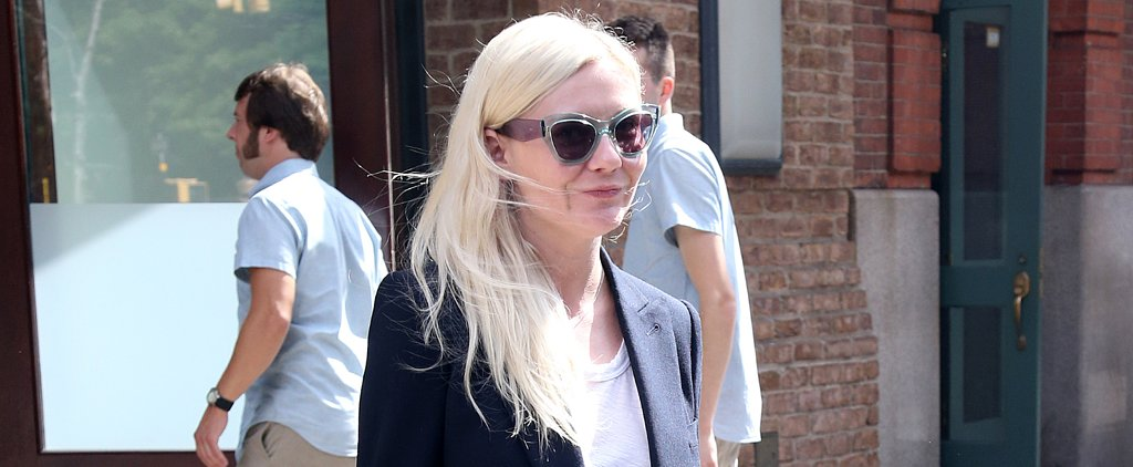 Kirsten Dunst Just Rekindled Our Romance With the Boyfriend Blazer