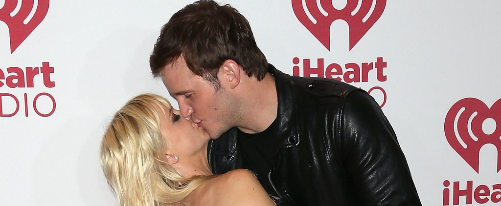 Chris Pratt Makes Out With Anna Faris and Reminds Us Why We're Jealous
