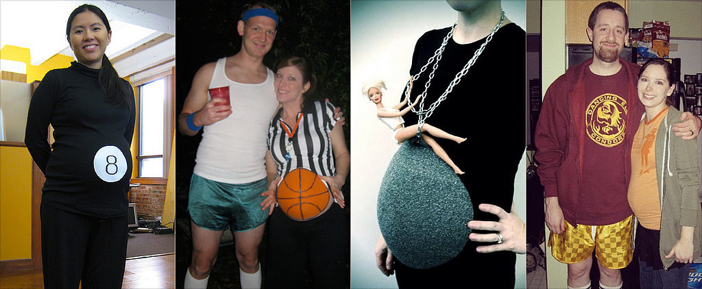 24 Creative Costumes For Expectant Mamas