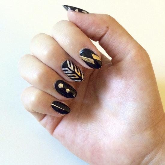 Flash Tattoo Nail Art