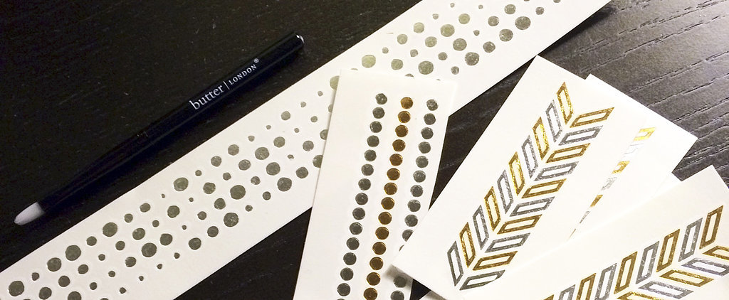 The Savvy New Way to Wear Your Flash Tattoos