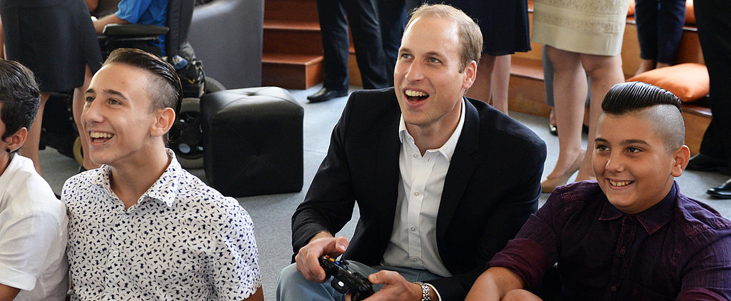 "Prince William Says Kate Middleton Is Doing ""So-So"" After Dropping Out of Tour"