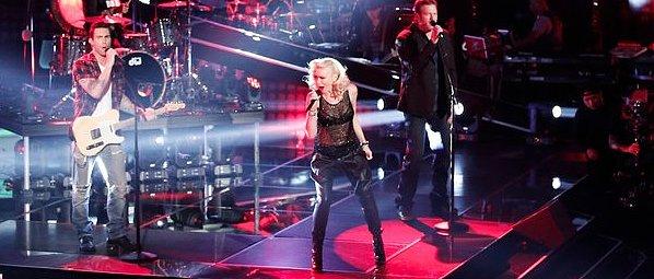 Gwen Stefani Rocks! How the Voice Coach Lives a Healthy Lifestyle