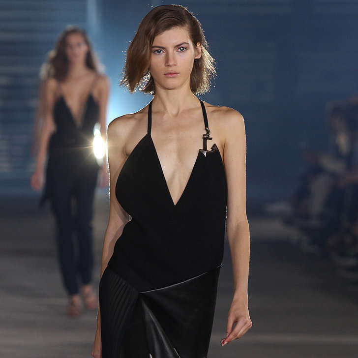 Sexiest Dresses at Fashion Week Spring 2015