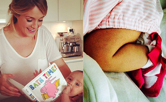 Daphne Oz, Alyssa Milano and More: Follow These 11 New Celebrity Moms on Instagram