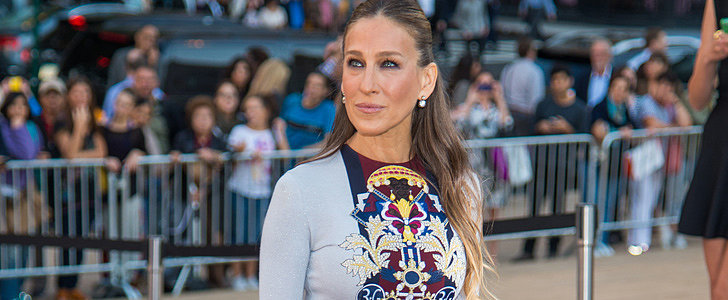 Since She Was at the Ballet, SJP Kept Us on Our Toes