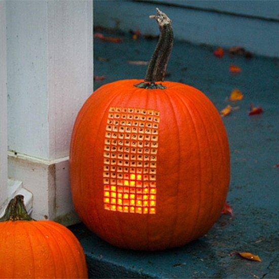 Video-Game Pumpkins