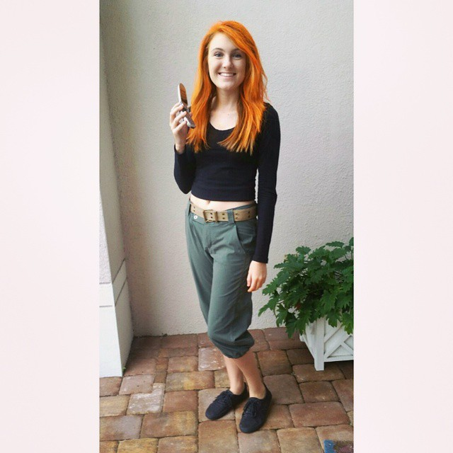 Kim Possible Costume Porn 3