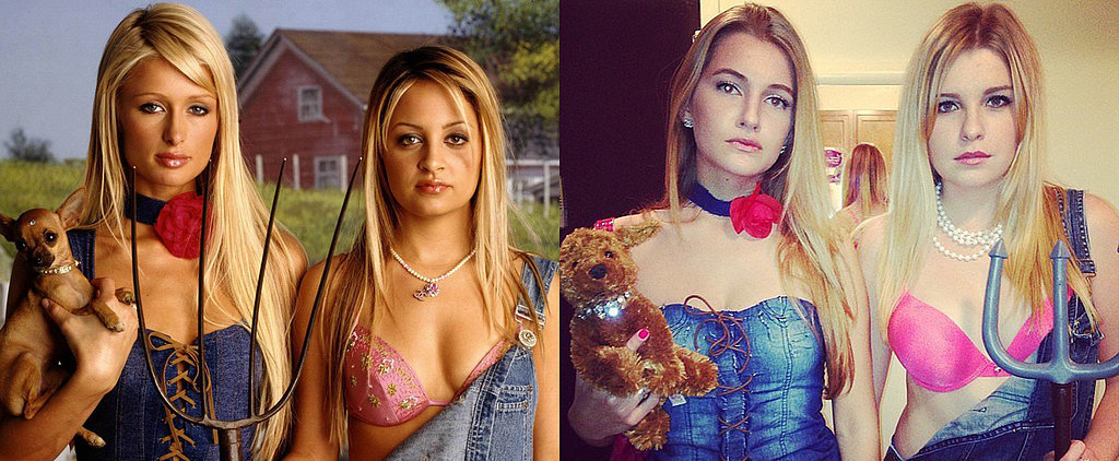 POPSUGAR Shout Out: Oh Baby, Baby . . . You Have to See These Early 2000s Costumes