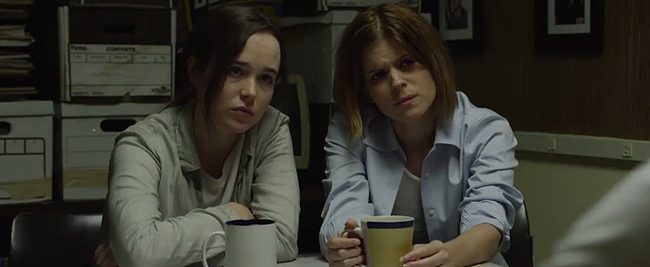 Ellen Page and Kate Mara's True Detective Spoof Is Truly Hilarious
