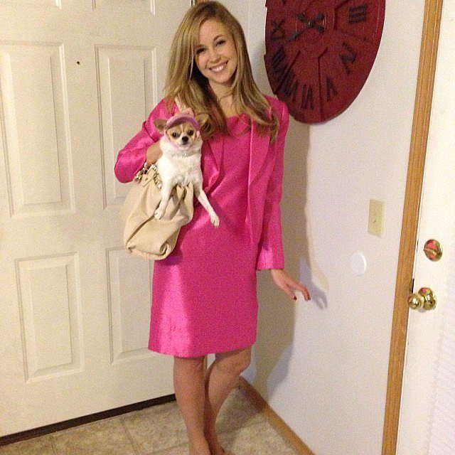... Great Example Of A DIY Elle Woods Costume! Part 38