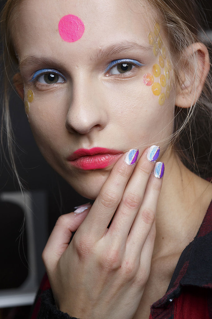 Nail Trends 2018 Long: Fashion Week Nail Trends Spring 2015
