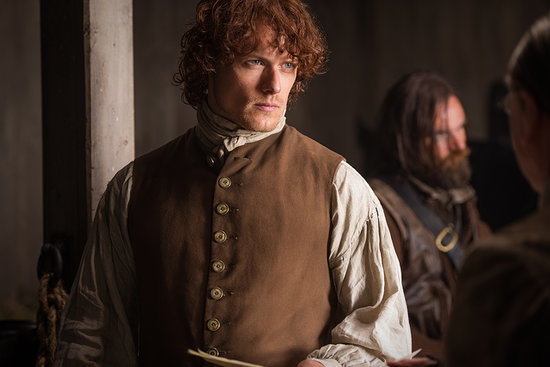 The 22 Sexiest Pictures of Jamie on Outlander