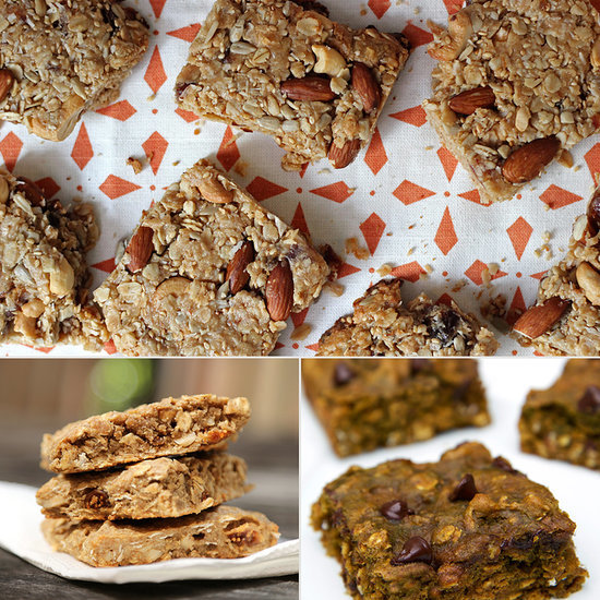 17 Homemade and Healthy Energy Bars