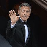 Die Heirat von George Clooney und Amal Alamuddin