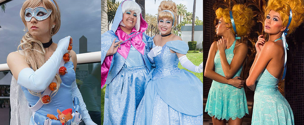 23 Magical Cinderella Halloween Costumes
