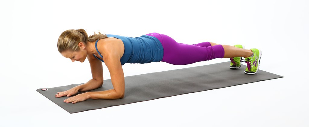 3 Moves For Flat Abs by Halloween