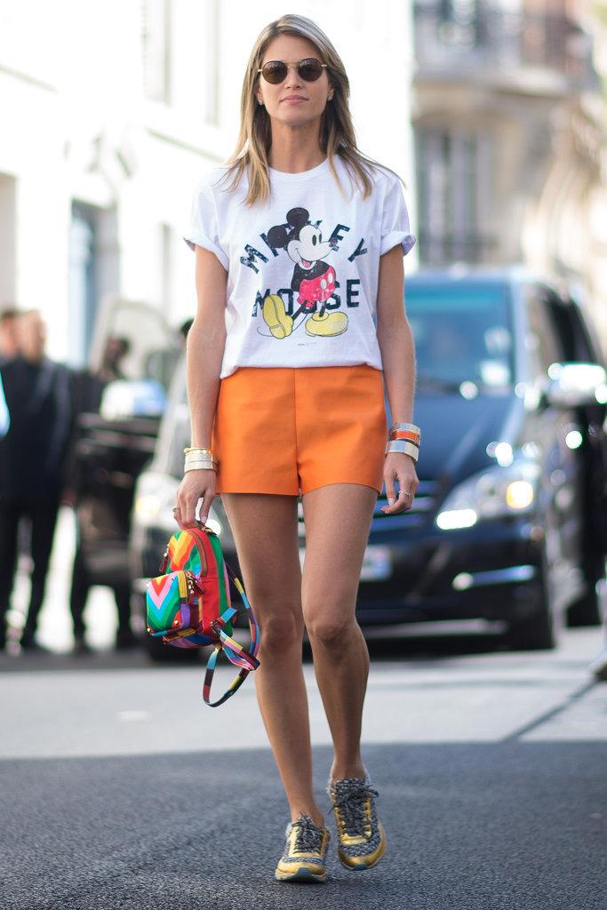 PFW Street Style Day 5 | The Best of Paris Fashion Week Street Style (Updated!) | POPSUGAR Fashion