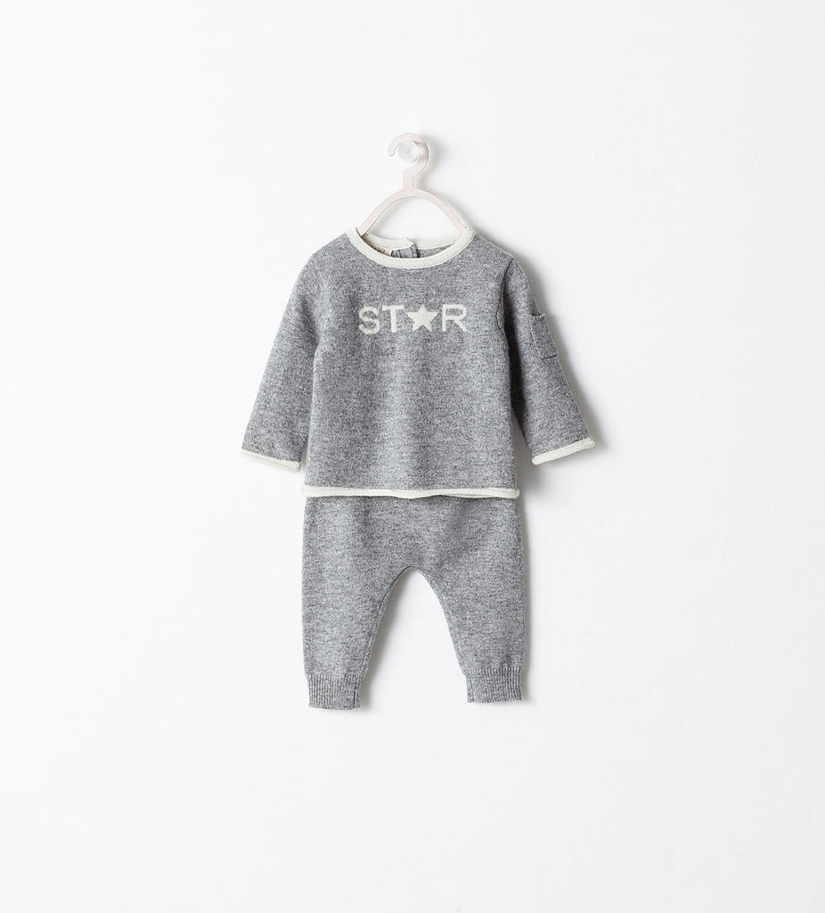 Zara Mini Cashmere Star Set