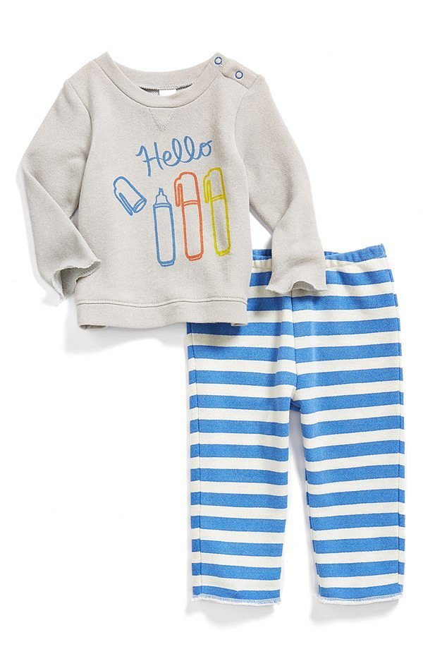 Stem Baby Sweatshirt and Pants