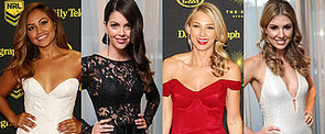Curling Wands, Lipstick and Hairspray: The Best Beauty Looks From the Dally Ms