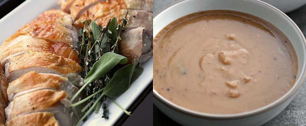 The Basics: Herb-Butter Roasted Turkey With Pan Gravy