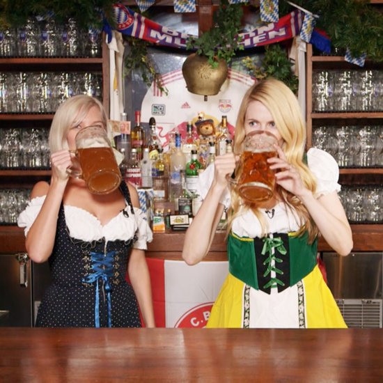 How to Throw an Oktoberfest Party