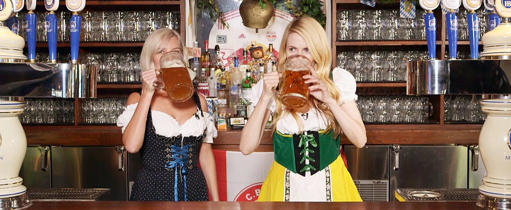 How to Celebrate Oktoberfest Anywhere, Anytime