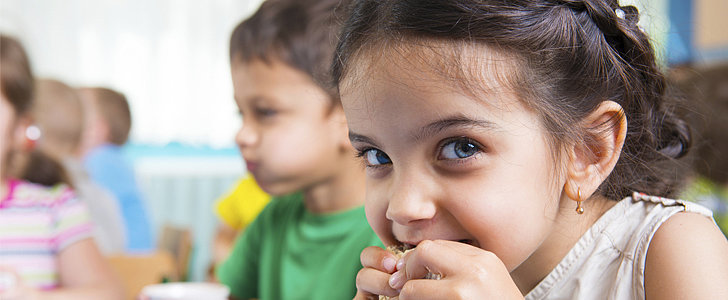 14 Ways to Earn an A+ at School Snack Time