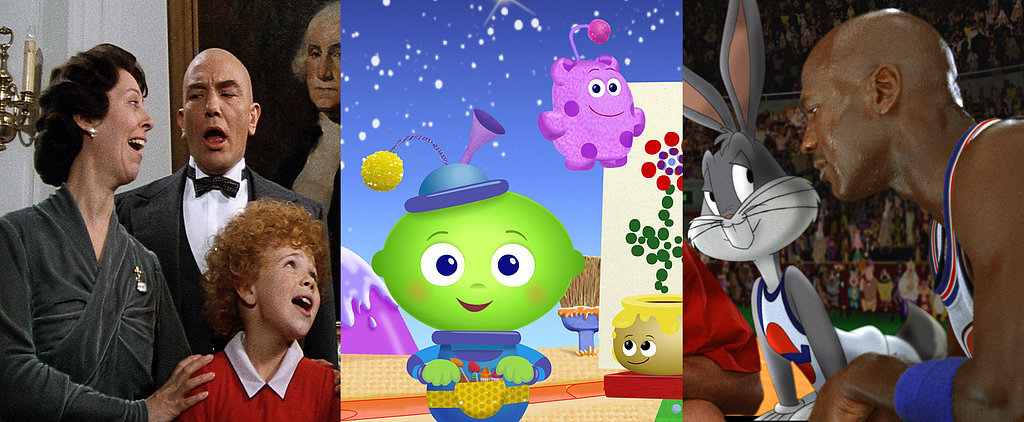 9 Kid-Friendly Flicks and Shows to Stream This Month (and 1 to Watch Live)