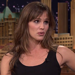 Jennifer Garner Interview on the Tonight Show