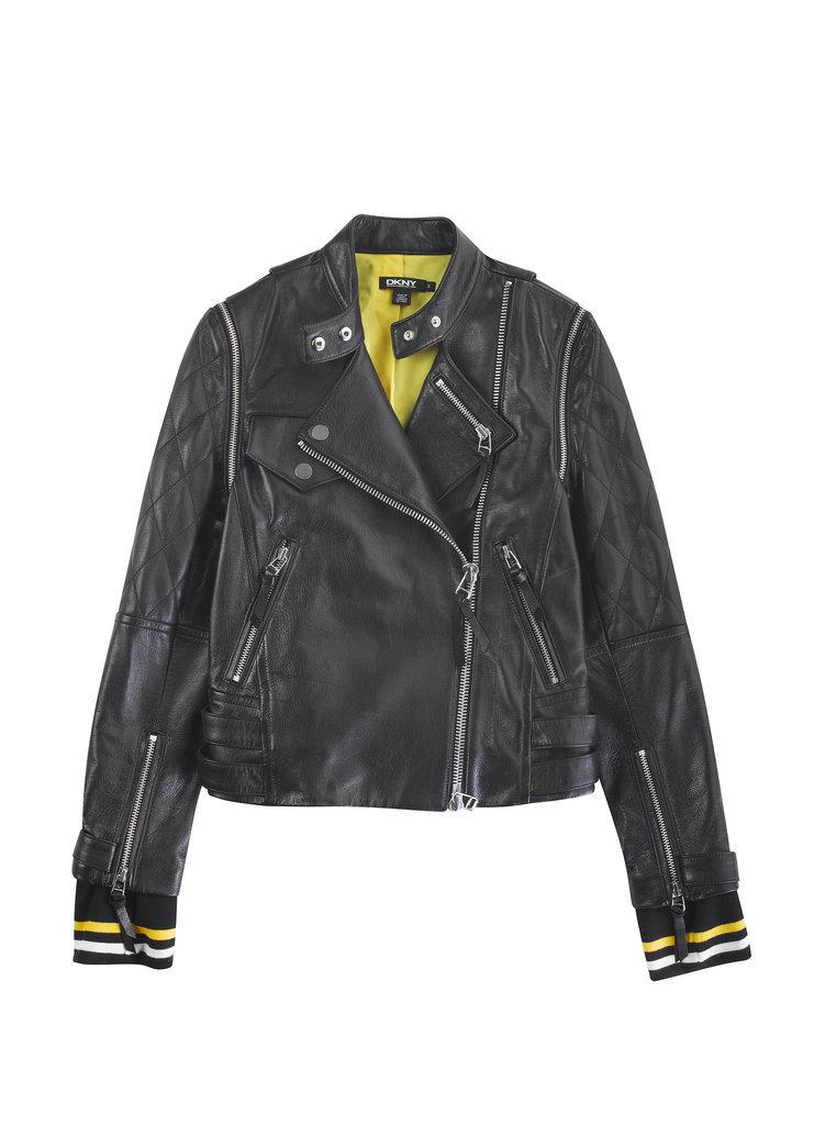 CARAD4DKNY Leather Jacket