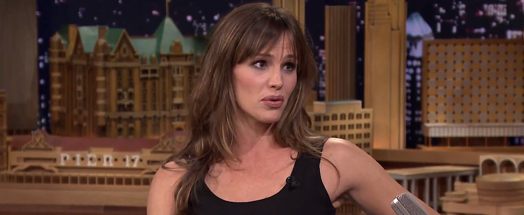 That Time Jennifer Garner's Entire Family Got Lice
