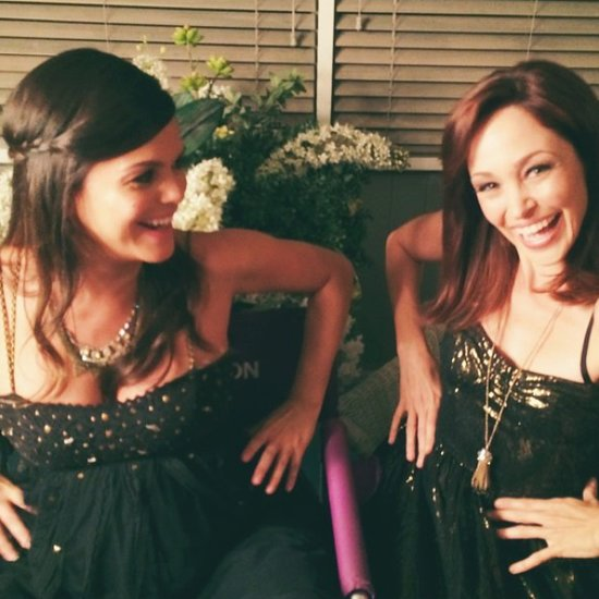 Rachel Bilson and Autumn Reeser's OC Reunion