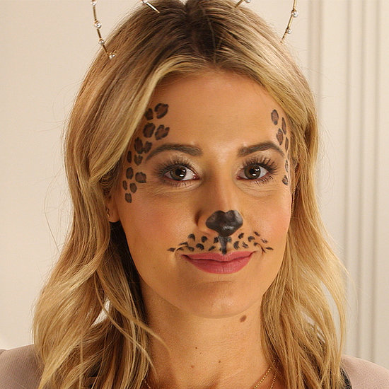 Leopard-Print Makeup Tutorial