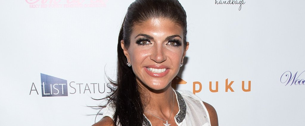 Teresa Giudice Speaks Out About Her Sentencing