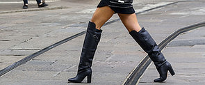 How to Wear Over-the-Knee Boots — IRL