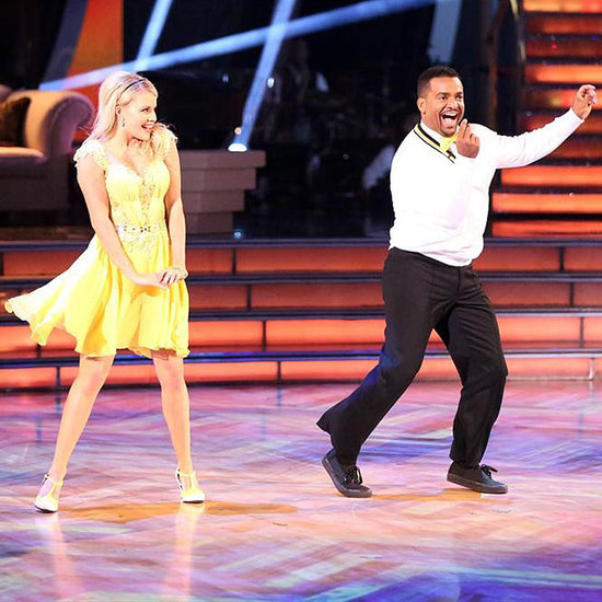 "Alfonso Ribeiro Doing ""The Carlton"" on DWTS 