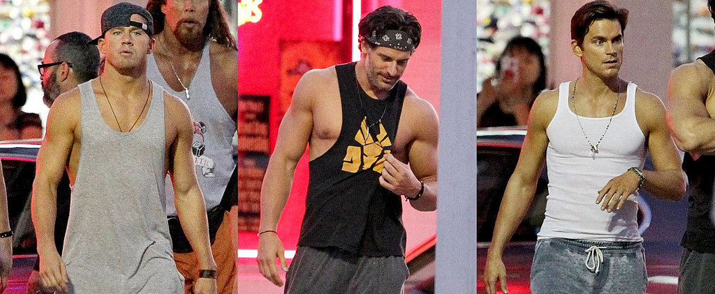 We've Got Free Tickets to the Magic Mike XXL Gun Show
